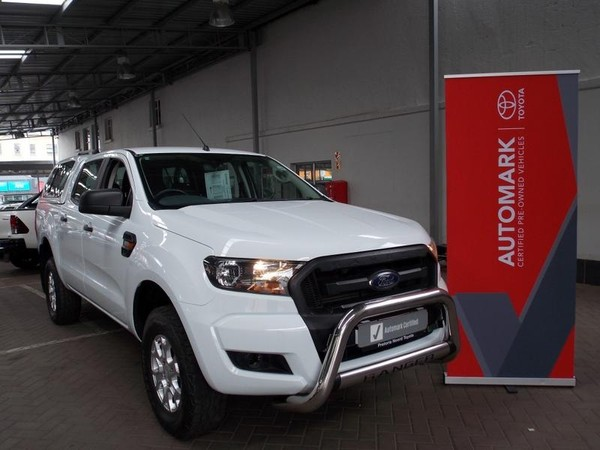 2017 Ford Ranger 2.2TDCi XL Double Cab Bakkie Gauteng Pretoria North_0
