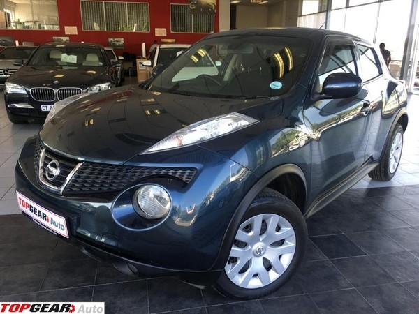 2012 Nissan Juke 1.6 Acenta  Gauteng Bryanston_0