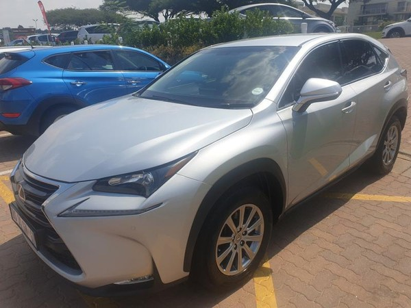 2015 Lexus NX 2.0 TE Gauteng Sandton_0