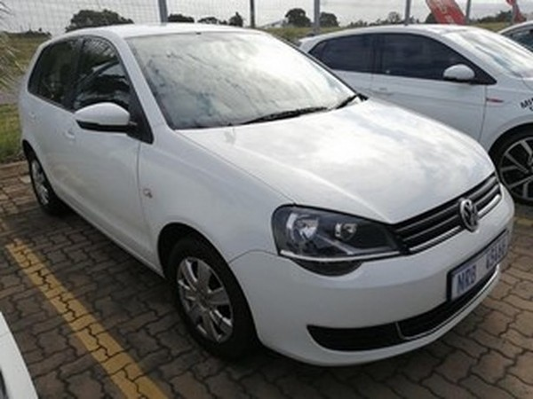 2017 Volkswagen Polo Vivo GP 1.4 Trendline 5-Door Kwazulu Natal Richards Bay_0