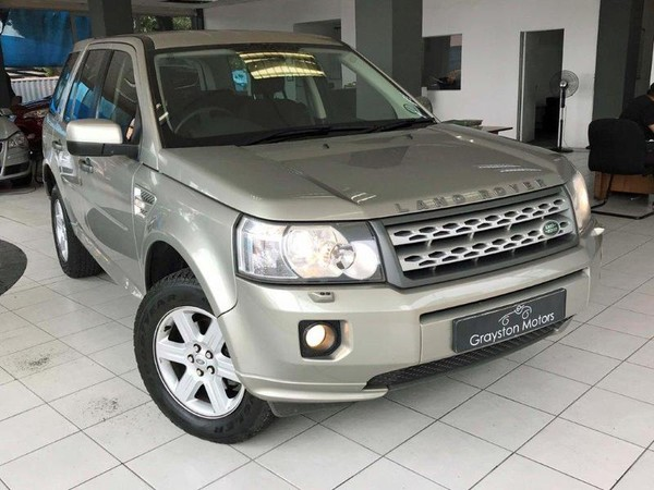 2012 Land Rover Freelander Ii 2.2 Sd4 S At  Gauteng Sandton_0