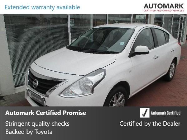 2019 Nissan Almera 1.5 Acenta Auto Western Cape Tokai_0