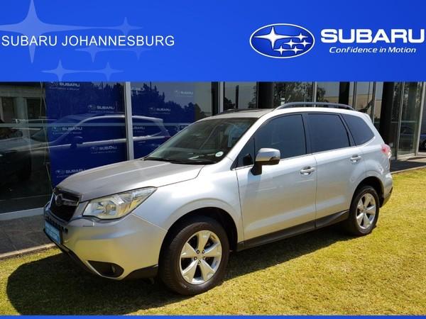 2015 Subaru Forester 2.5 XS PREM CVT Gauteng Edenvale_0