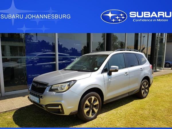 2016 Subaru Forester 2.5 XS CVT Gauteng Edenvale_0