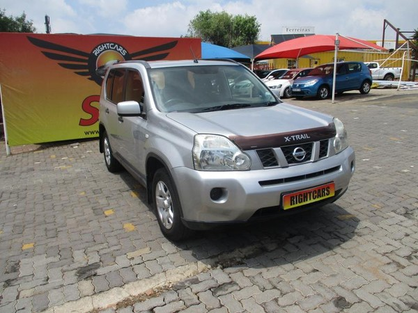 2010 Nissan X-Trail 2.0 Xe 4x2 r71  Gauteng North Riding_0