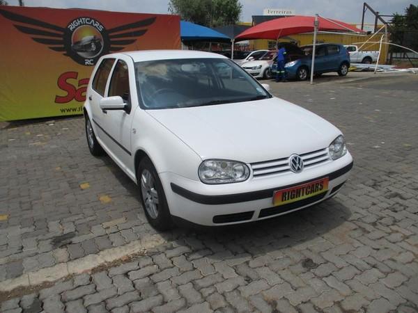 2004 Volkswagen Golf 4 1.6 Comfortline  Gauteng North Riding_0