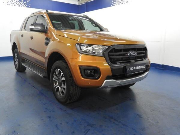 2019 Ford Ranger 2.0TDCi Wildtrak Auto Double Cab Bakkie Gauteng Johannesburg_0