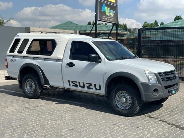2012 Isuzu KB Series Kb240i Fleetside 4x4 Pu Sc  Gauteng Johannesburg_0