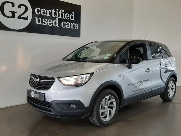 2020 Opel Crossland X 1.2T Enjoy Auto Gauteng Roodepoort_0