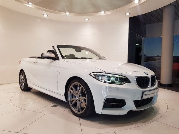 2015 BMW 2 Series M235 Convertible Auto F23 Gauteng Sandton_0