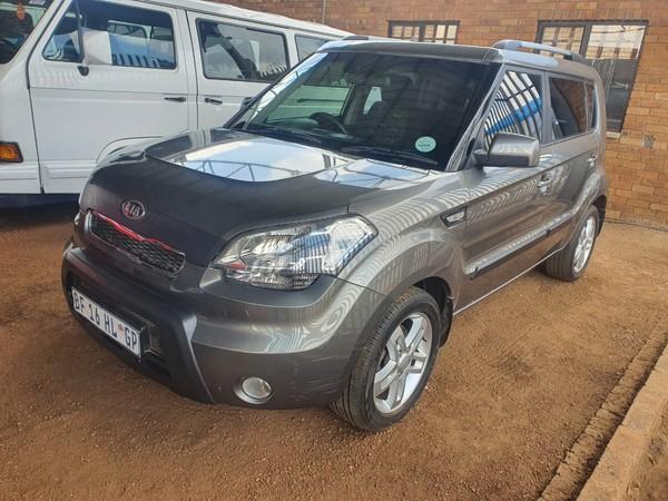 2011 Kia Soul 1.6  Mpumalanga Mpumalanga_0