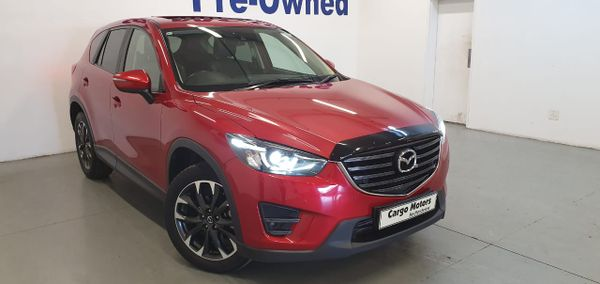 2016 Mazda CX-5 2.2DE Akera Auto AWD Gauteng Johannesburg_0
