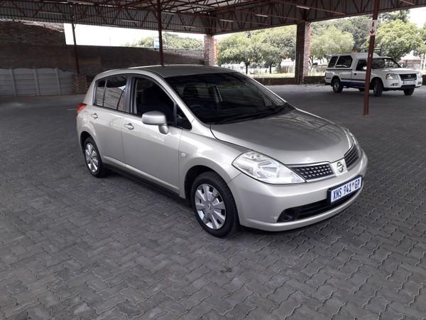 2007 Nissan Tiida 1.6 Visia  MT Hatch Gauteng Boksburg_0
