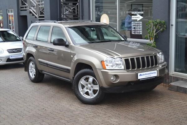 2005 Jeep Grand Cherokee 3.0 Crd Laredo  Gauteng Centurion_0