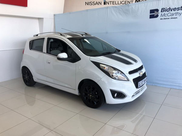 2014 Chevrolet Spark 1.2 Ls 5dr  Gauteng Germiston_0