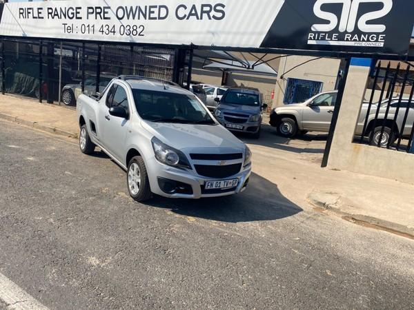2016 Chevrolet Corsa Utility 1.4 Ac Pu Sc  Gauteng Rosettenville_0