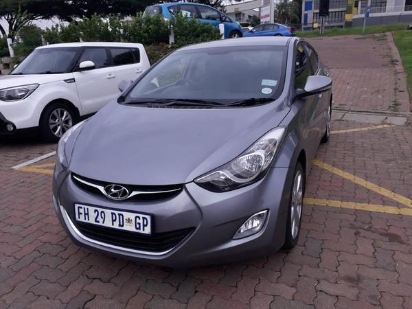 2014 Hyundai Elantra 1.8 Gls At  Gauteng Sandton_0