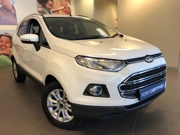 2017 Ford EcoSport 1.0 Titanium Western Cape Ottery_0