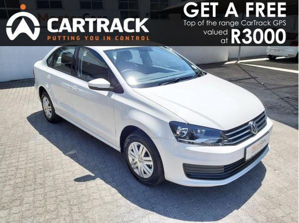 2019 Volkswagen Polo GP 1.4 Trendline Western Cape Kuils River_0