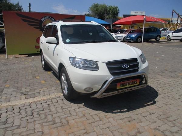 2007 Hyundai Santa Fe 2.2 Crdi  Gauteng North Riding_0
