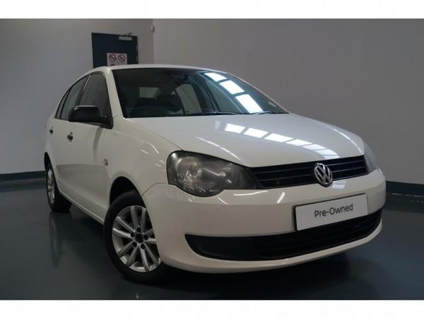 2014 Volkswagen Polo Vivo 1.6 Trendline Kwazulu Natal Hillcrest_0