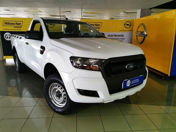 2016 Ford Ranger 2.2TDCi XL Single Cab Bakkie Gauteng Randburg_0