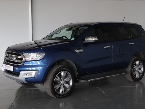 2017 Ford Everest 3.2 LTD 4X4 Auto Gauteng Springs_0
