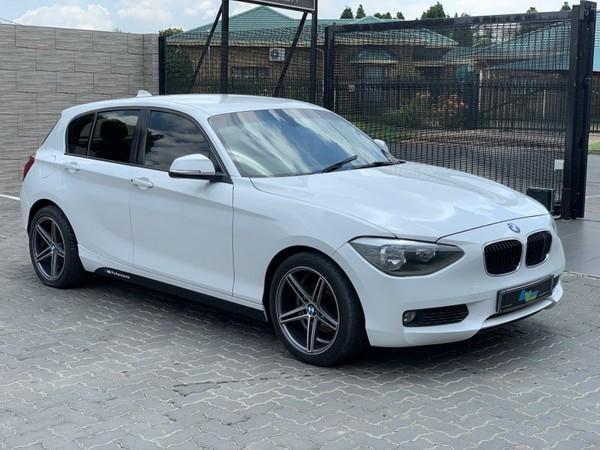 2012 BMW 1 Series 116i 5dr At f20  Gauteng Johannesburg_0