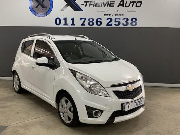 2013 Chevrolet Spark 1.2 Ls 5dr  Gauteng Sandton_0