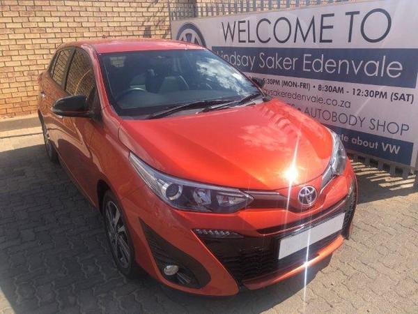 2018 Toyota Yaris 1.5 Sport 5-Door Gauteng Edenvale_0
