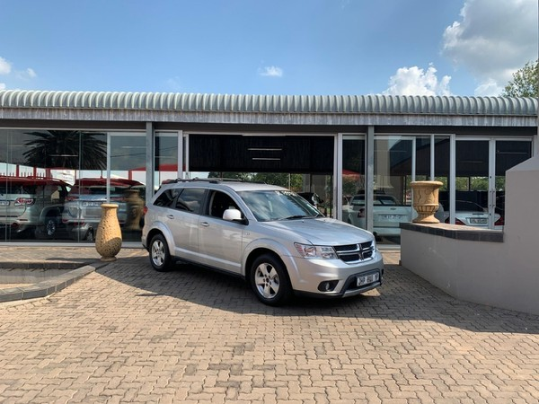 2012 Dodge Journey 3.6 V6 Sxt At  Mpumalanga Delmas_0