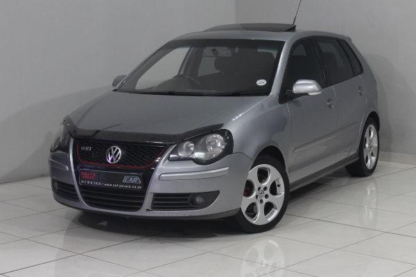 2007 Volkswagen Polo Gti 1.8t  Gauteng Nigel_0