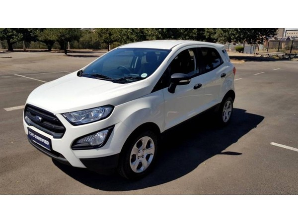 2020 Ford EcoSport 1.5TDCi Ambiente Eastern Cape East London_0