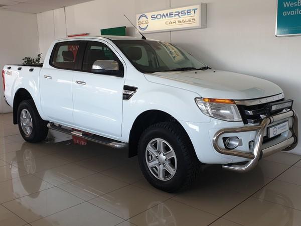 2014 Ford Ranger 3.2tdci Xlt 4x4 At Pu Dc  Western Cape Strand_0