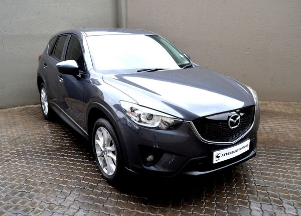 2015 Mazda CX-5 2.0 Dynamic Gauteng Pretoria_0