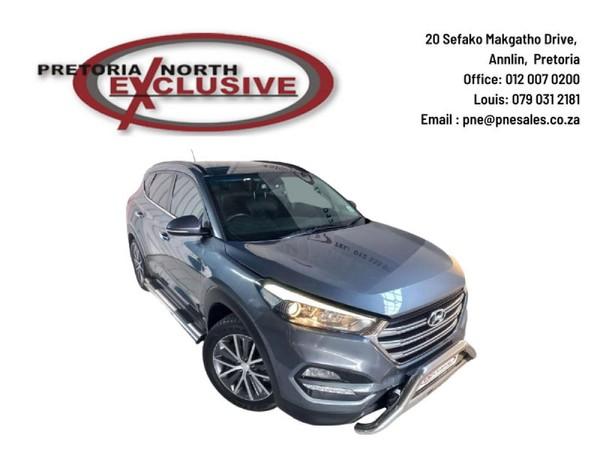 2015 Hyundai Santa Fe R2.2 Awd Elite 7s At  Gauteng Pretoria_0