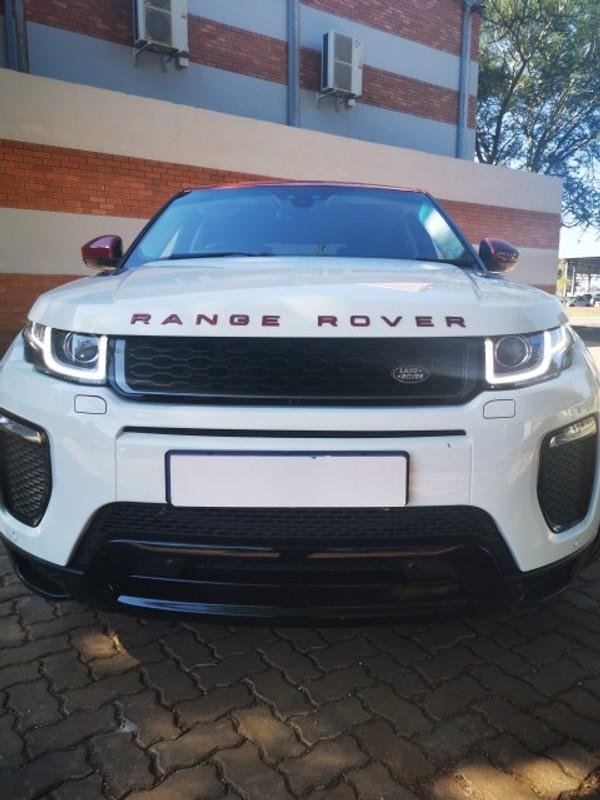 2016 Land Rover Evoque 2.2 SD4 HSE Dynamic Limpopo_0
