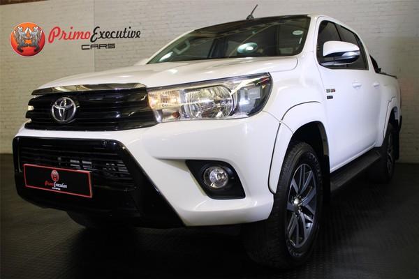 2017 Toyota Hilux 2.8 GD-6 RB Raider Double Cab Bakkie Auto Gauteng Edenvale_0