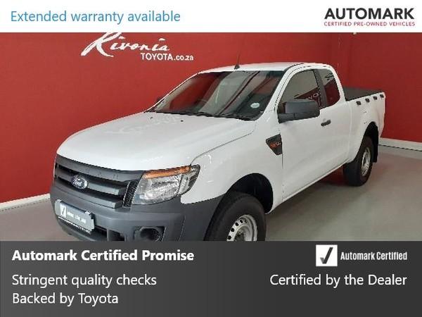 2016 Ford Ranger 2.2tdci Xl Pu Supcab  Gauteng Sandton_0