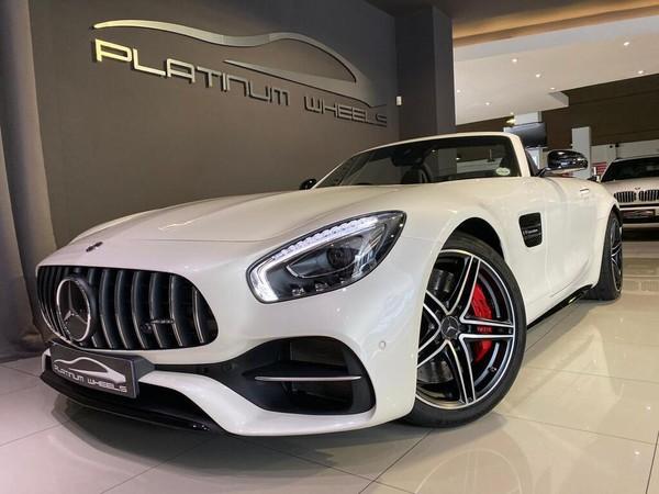 2018 Mercedes-Benz AMG GT AMG GT C 4.0 V8 Roadster Gauteng Four Ways_0