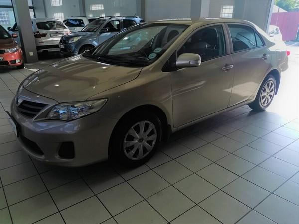 2011 Toyota Corolla 1.3 Professional  Western Cape Wynberg_0