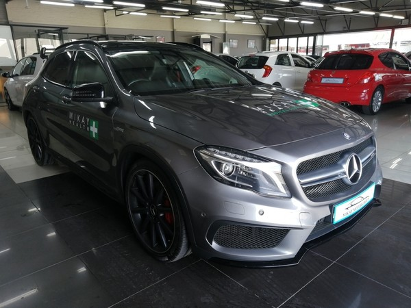 2015 Mercedes-Benz GLA-Class 45 AMG Western Cape Parow_0