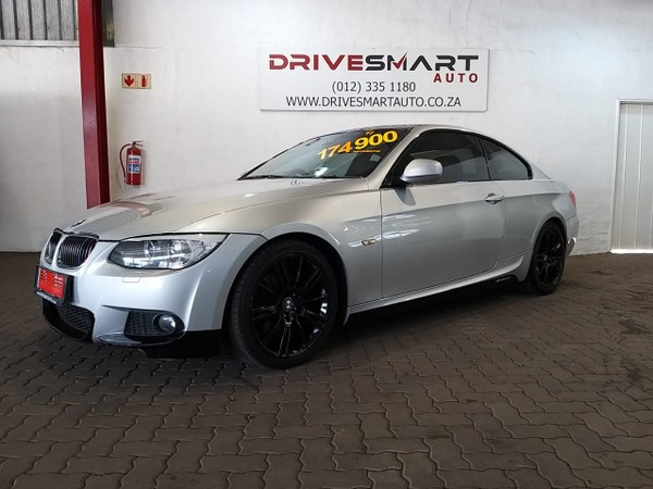 2011 BMW 3 Series BMW 325i Coupe AT Gauteng Pretoria_0