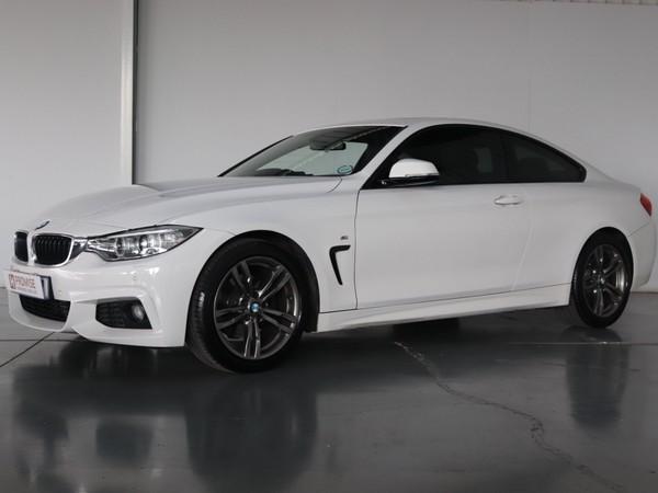 2016 BMW 4 Series 420D Coupe M Sport Auto Gauteng Springs_0
