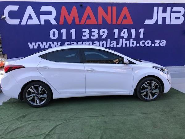 2016 Hyundai Elantra 1.6 Premium Gauteng Johannesburg_0