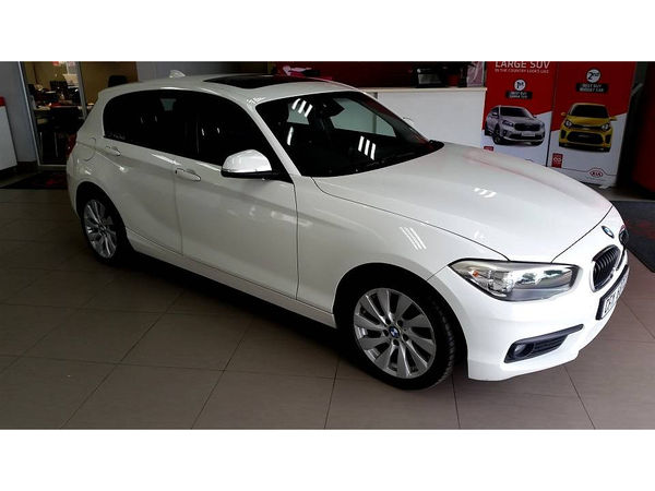 2016 BMW 1 Series 120i Urban Line 5DR Auto f20 Free State Bethlehem_0