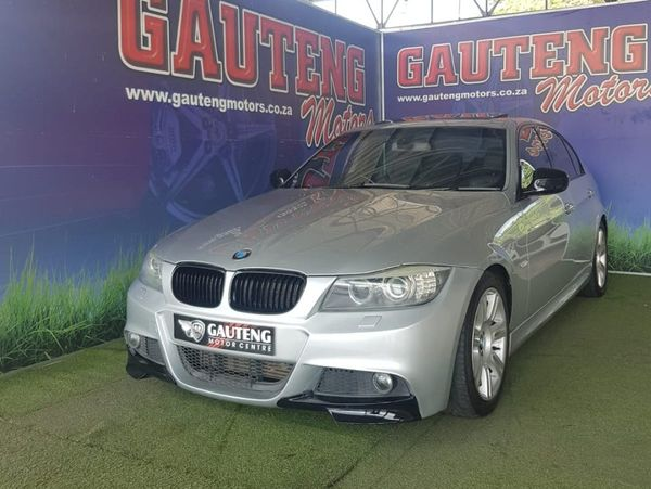 2009 BMW 3 Series 320d Sport At e90  Gauteng Pretoria_0
