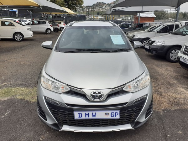 2019 Toyota Yaris 1.5 Cross 5-Door Gauteng Johannesburg_0