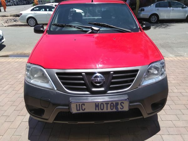 2012 Nissan NP200 1.6  Ac Safety Pack Pu Sc  Gauteng Germiston_0