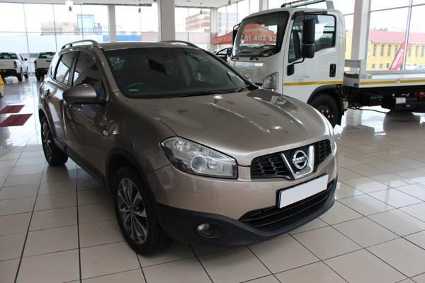 2012 Nissan Qashqai 2.0 Acenta Cvt  Free State Bloemfontein_0